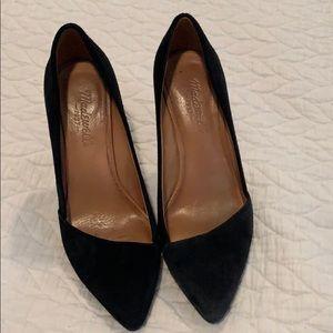 Made well black heels